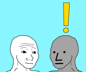 NPC philosophical zombie vs feels