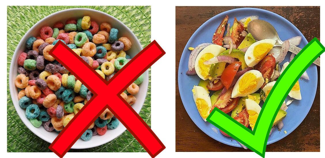 basic fitness diet