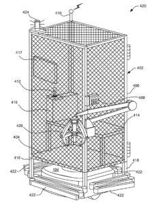amazon wage cage original design